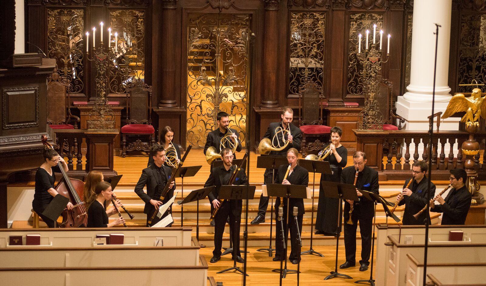 Grand Harmonie group pic