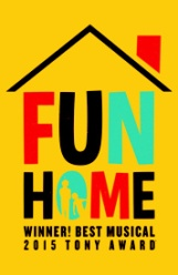 Tony award-winning 'Fun Home' debuts October 17 and continues through October 29. Photo courtesy of Broadway in Boston