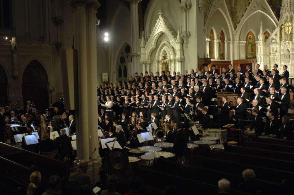 Chorus Pro Musica NE Philharmonic and Providence Singers