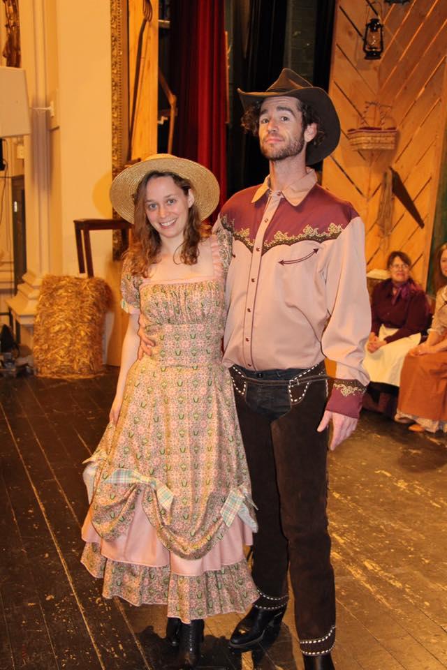 HCMT Oklahoma Ado Annie and Will