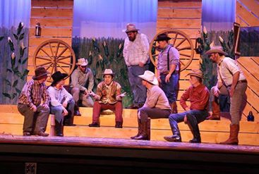 HCMT Oklahoma Peddler and the Territory Boys