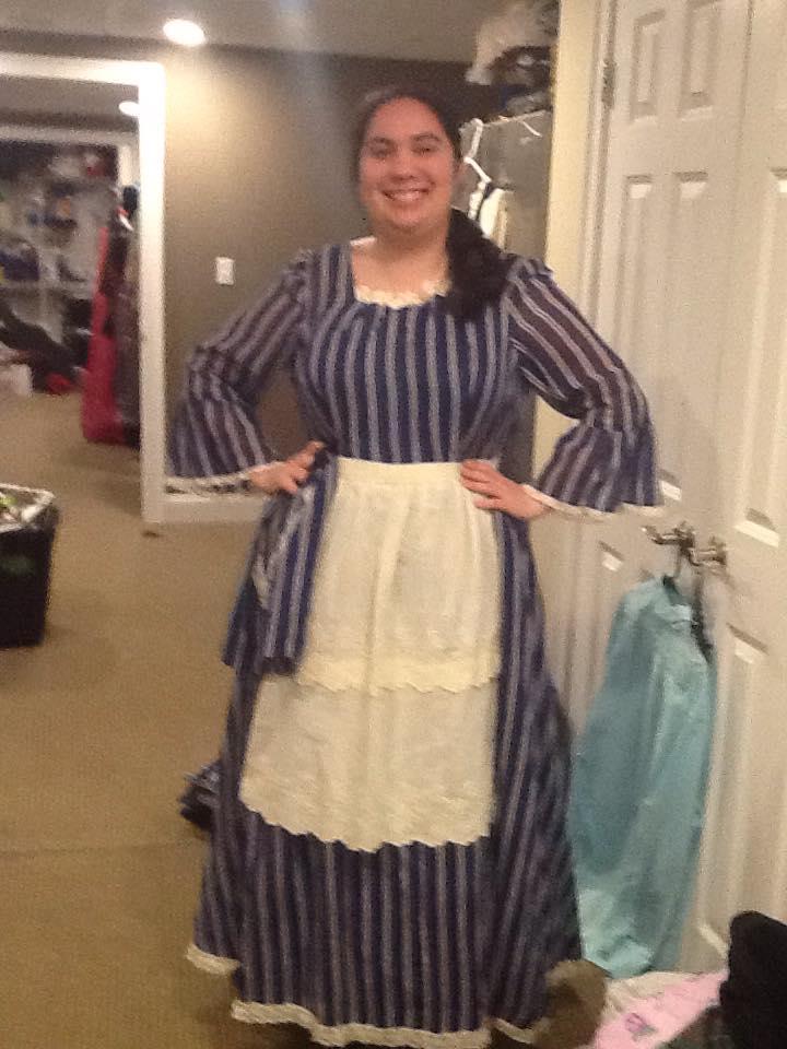 HCMT's 'Oklahoma!' costume