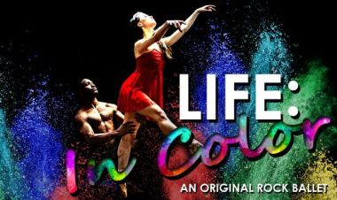 Tony Williams Dance Center Ballet presents 'Life: In Color' on May 25 and 26 Photo courtesy of Tony Williams Ballet