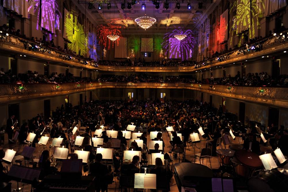 Gospel Night at the Boston Pops (Stu Rosner)