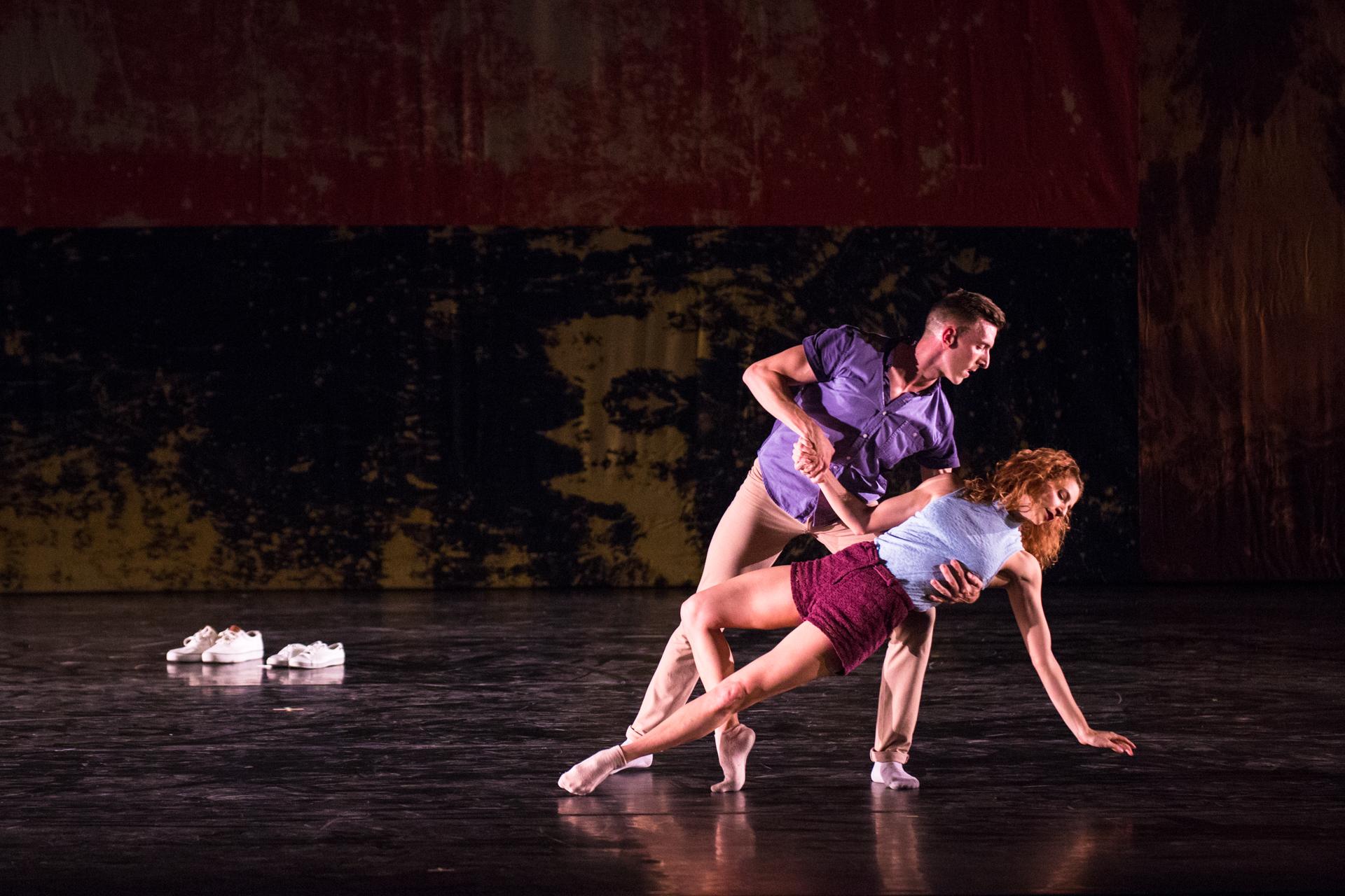 LA Dance Project Murder Ballades