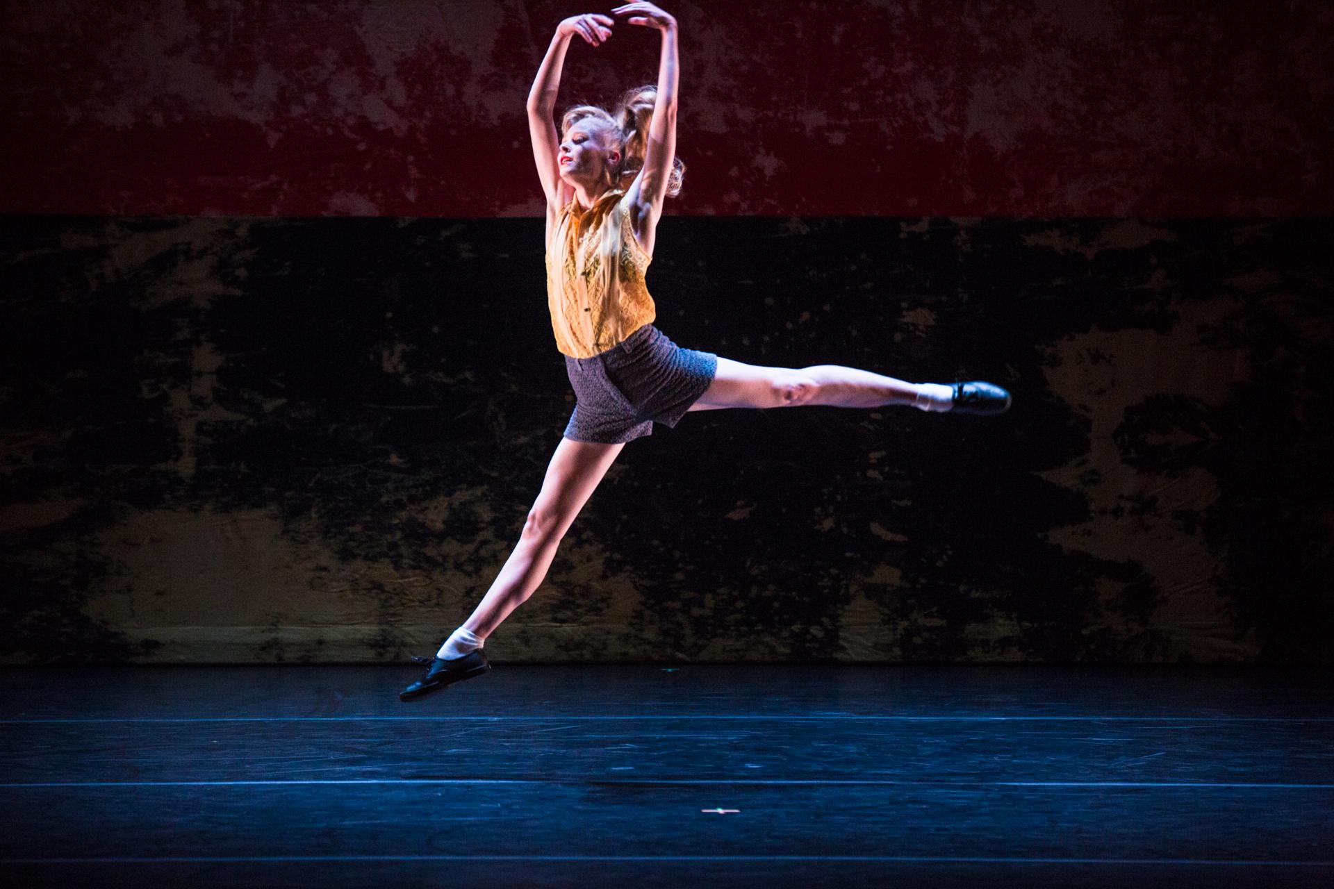 LA Dance Project Janie Taylor