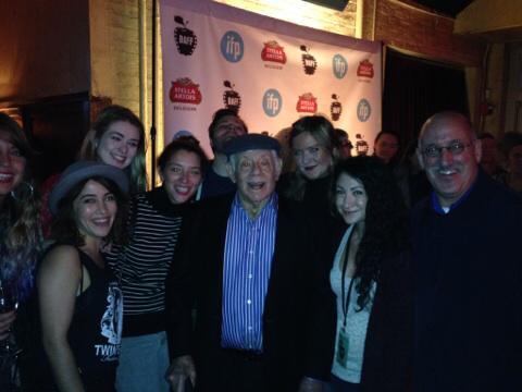 Big Apple Film Festival with Jerry Stiller