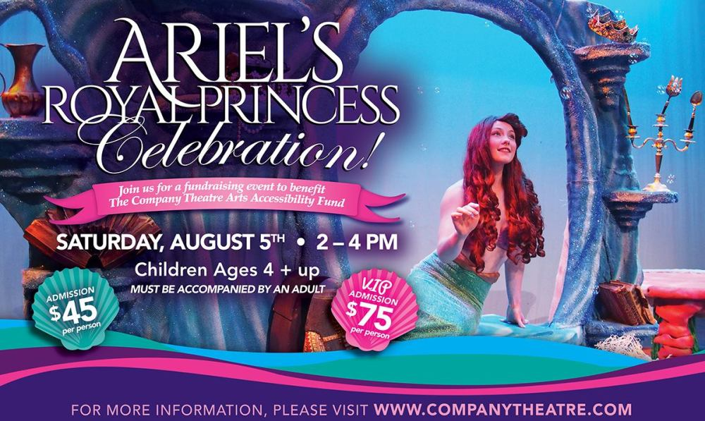 Company Theatre Ariel's Royal Princess Celebration