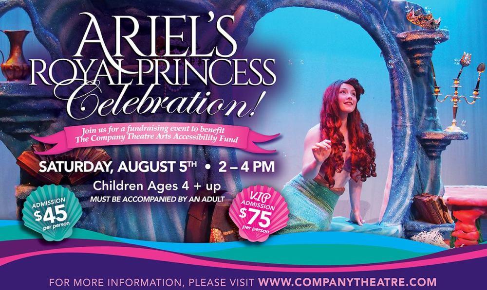 Company Theatre Ariel's Royal Princess Celebration