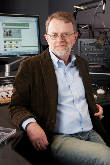 WGBH's Brian O'Donovan, courtesy image of WGBH