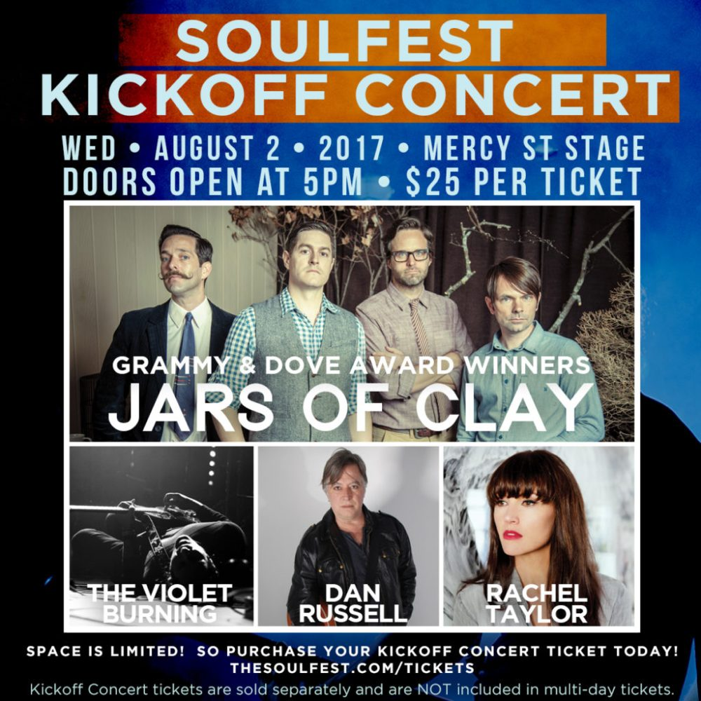 Soulfest Kickoff Concert