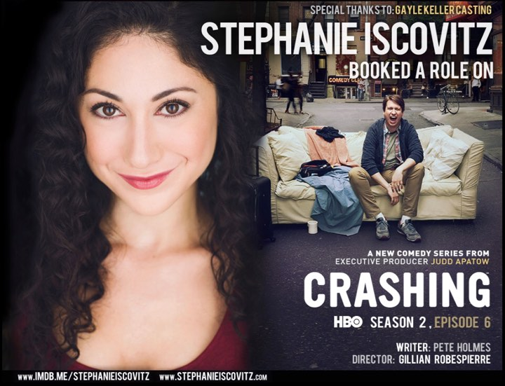 Stephanie Iscovitz new role