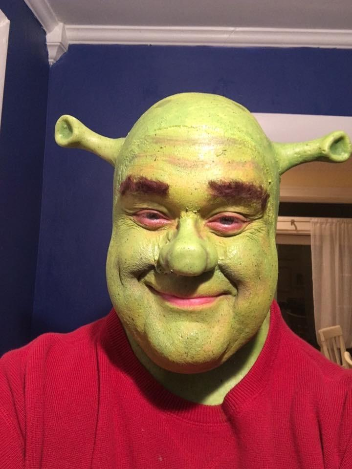 Chris DiOrio as Shrek