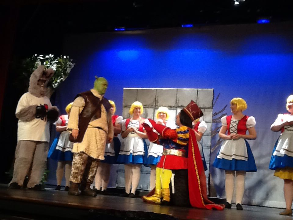 HCMT's 'Shrek the Musical' - The cast