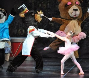 Teddy Bears Ballet Photo courtesy of Reagle Music Theatre of Greater Boston