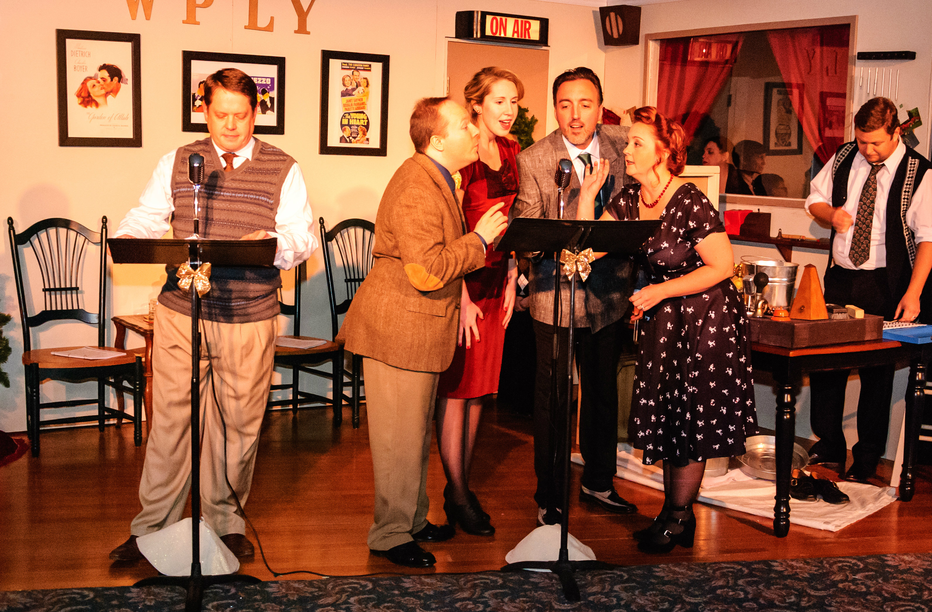 It's a Wonderful Life A Live Radio Play