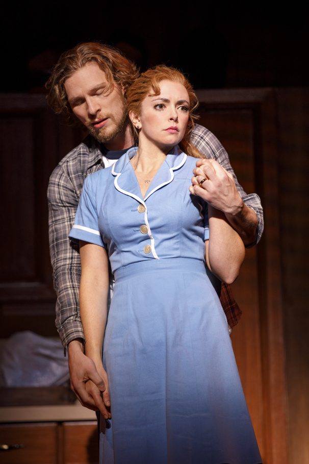 'Waitress the Musical 'Jenna and Earl