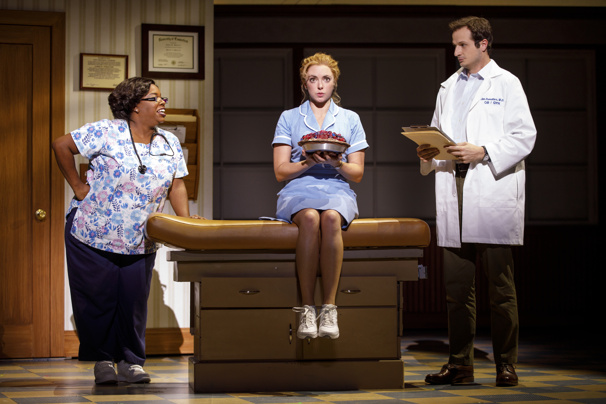 'Waitress the Musical' Doctor visit
