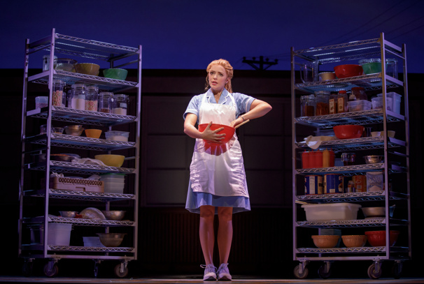 Jenna in the kitchen
