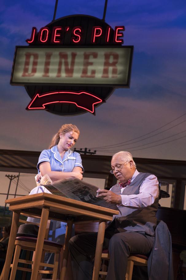 Waitress - Waitress and Joe