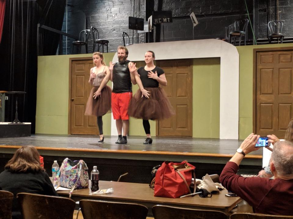 HCMT Cabaret production photo 2