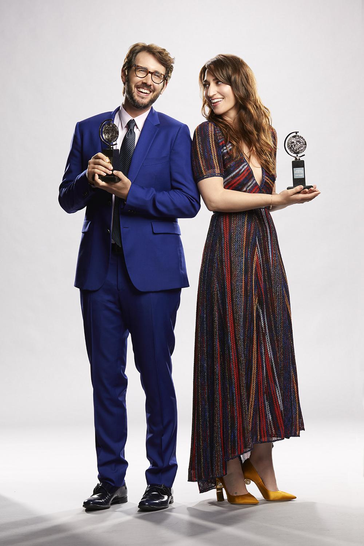 The 72nd Annual Tony Awards hosts