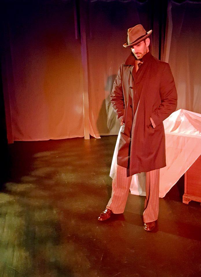 Noir Hamlet Paul Melendy