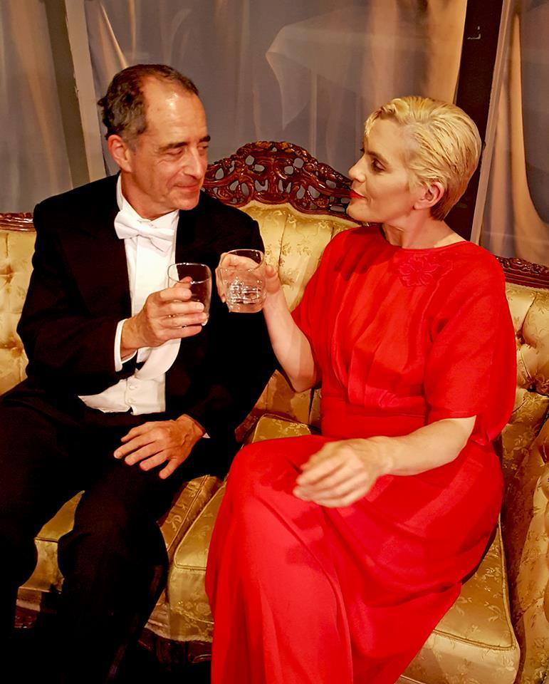 Noir Hamlet Robert D Murphy and Liz Adams