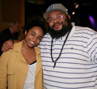 Tayler Fernandes Nunez and Corey SantOne DePina Photo courtesy of Zumix