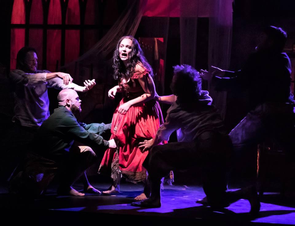 Americana Theatre Company Aldonza