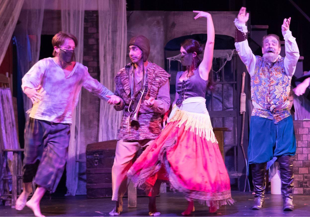 Americana Theatre Company Don Quixote