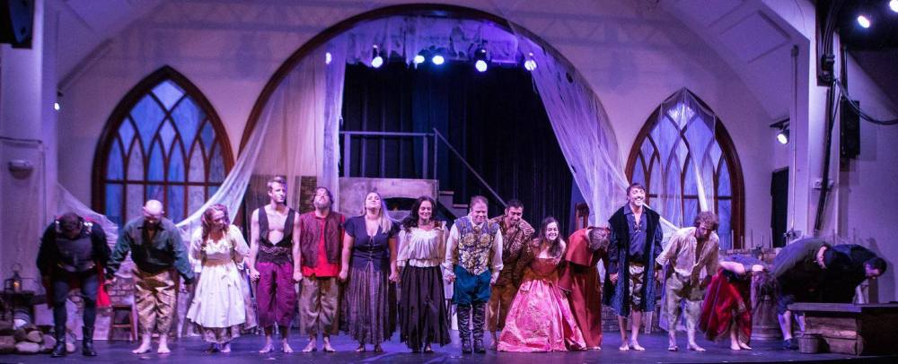 Americana Theatre Company Man of La Mancha bow