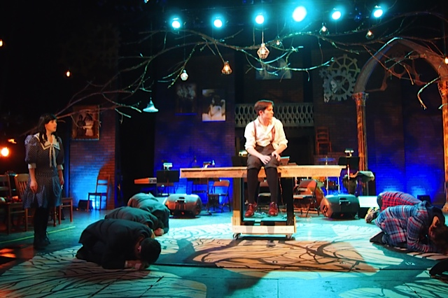 Company Theatre's musical, Spring Awakening