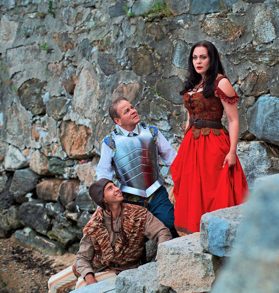American Theatre Company Man of La Mancha
