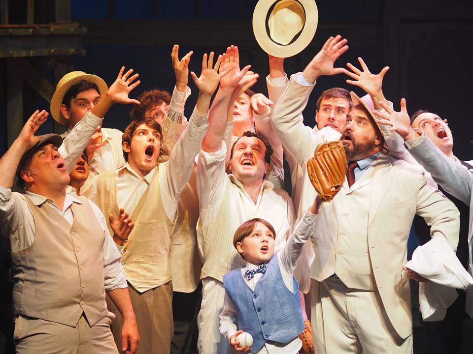 Company Theatre 'Ragtime' 'What a Game'