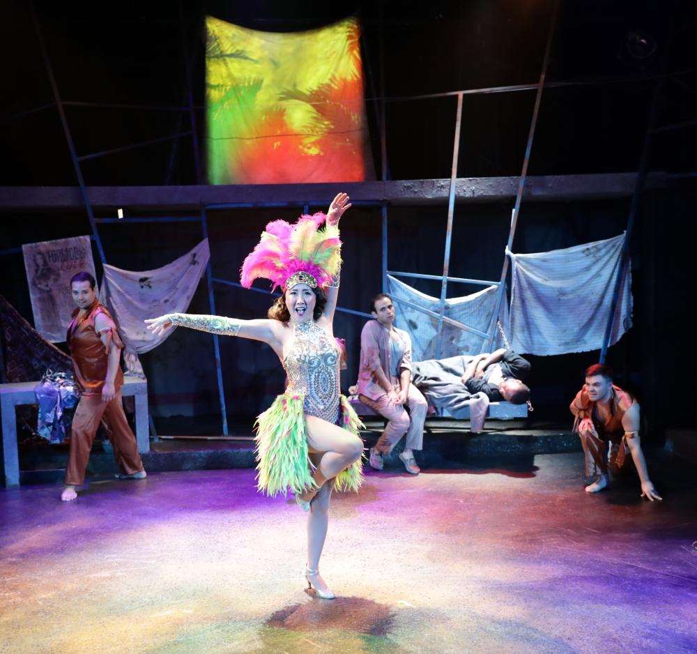 Lyric Stage - Cuadros, Yuen, Cavazos, Gamble, Baldassaro