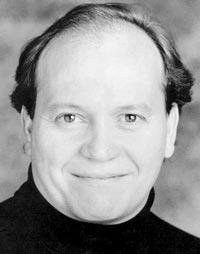 Timothy Leigh Evans as Fauvel Photo courtesy of the Boston Camerata