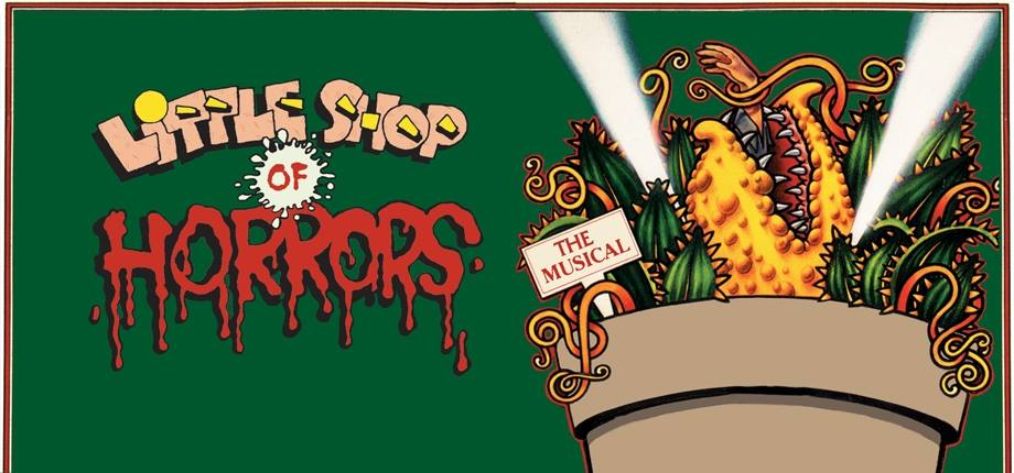 Cohasset Dramatic Club Little Shop of Horrors cover