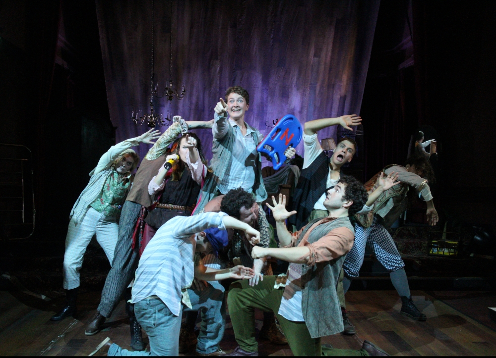 Peter and the Starcatcher Boy
