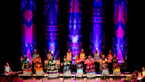 Celebrity Series of Boston Soweto Gospel Choir 2