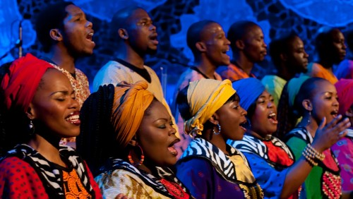 Celebrity Series of Boston presents Soweto Gospel Choir 'Songs of the Free'
