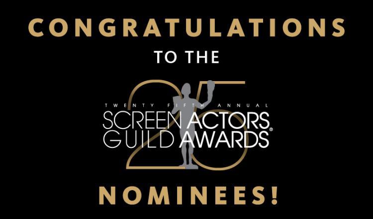 sag 2019 nominees