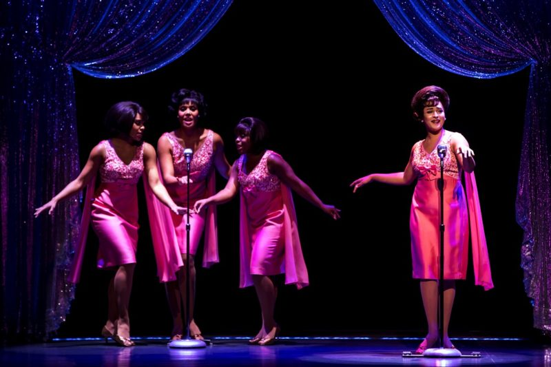 Beautiful The Shirelles-j-800x533