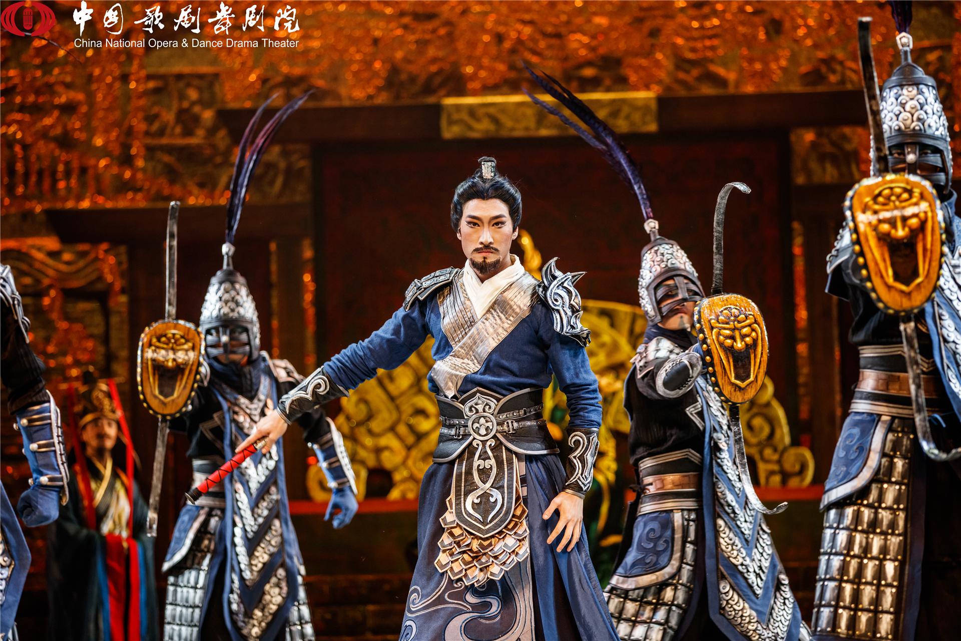 Princess Zhaojun. China National Opera & Dance Drama Theater. (12)