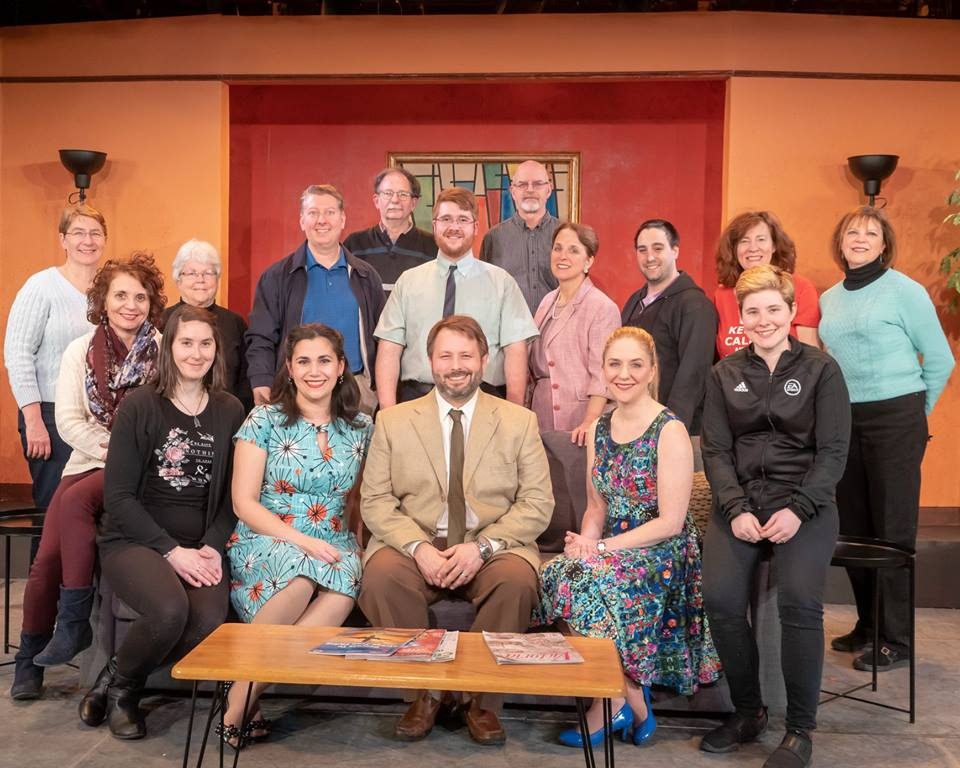 TCAN - The cast and crew of First Things First