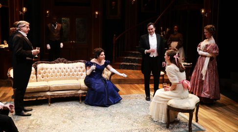 The Little Foxes cast 2