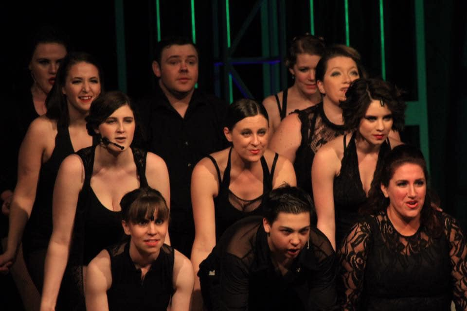 SSTW's 'Chicago the Musical' cast
