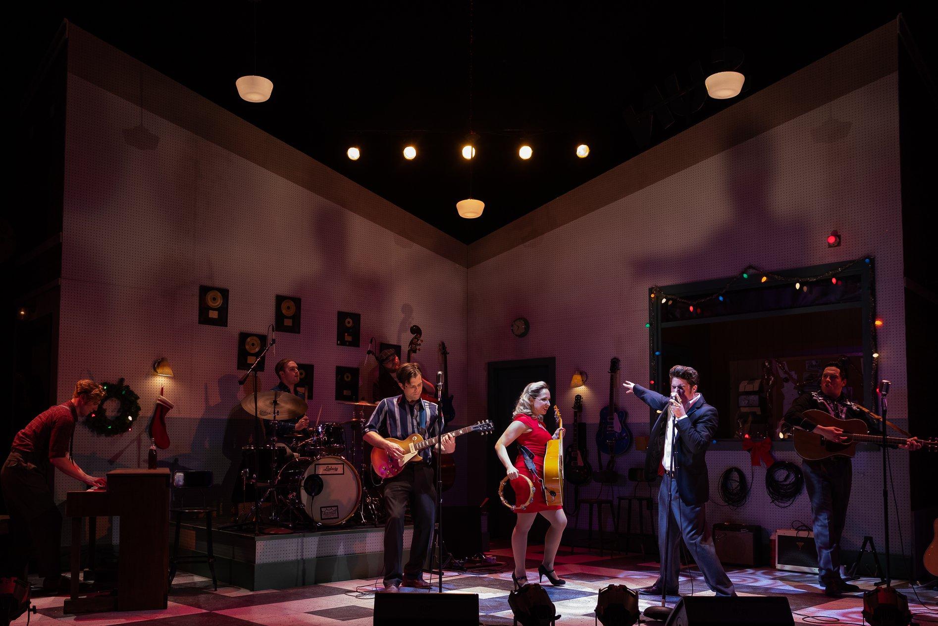 GBSC Million Dollar Quartet band