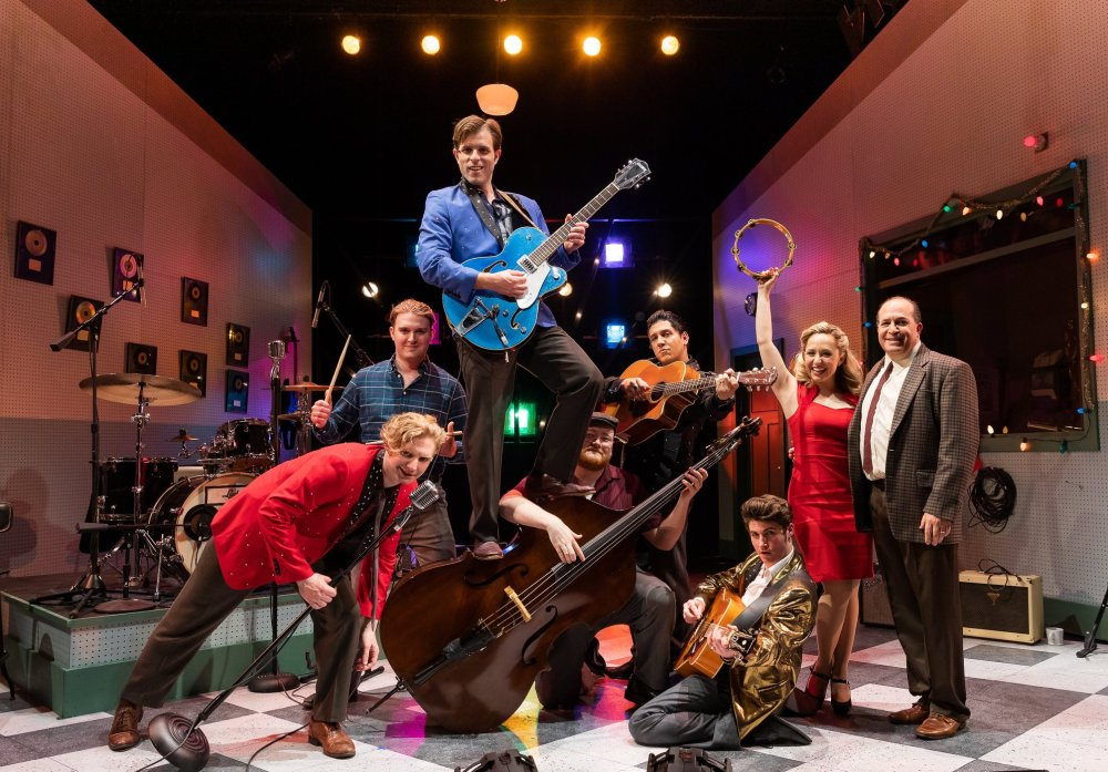 GBSC - Million Dollar Quartet full band