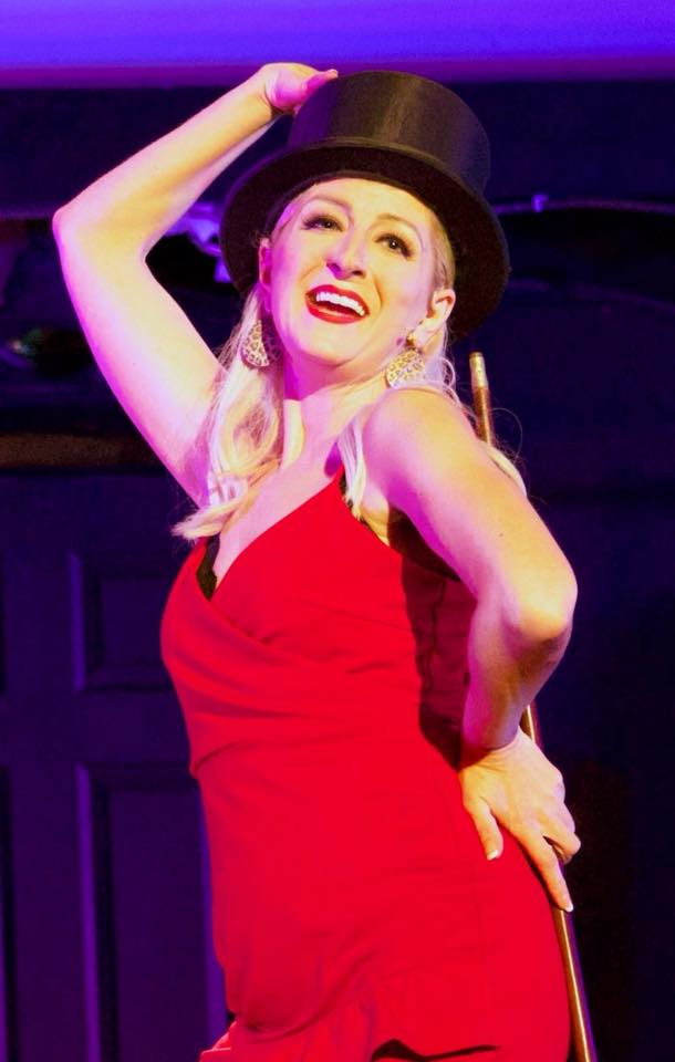 HCMT's 'Sweet Charity' - tap dance
